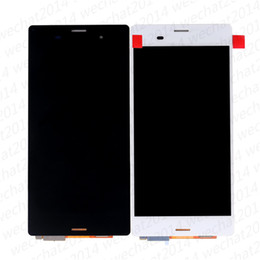 Discount sony z3 parts - 30PCS LCD Display Touch Screen Digitizer Assembly Replacement Parts for Sony Z3 D6603 D6633 D6653 L55T Z3 Compact Z3 min
