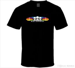 T Shirt Alien Australia - Alien Workshop Men's T Shirt Accessories New Fashion From Us Brand Clothing Men T Shirt