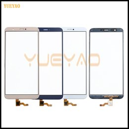 Huawei Smart Touch Australia - 5.65'' 7S Touch Screen Digitizer Front Glass Sesnor For Huawei P Smart Touch Screen Digitizer Sensor Outer Glass Lens Panel