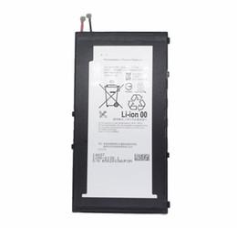 10 шт. / Лот 4500 мАч LIS1569ERPC Сменный аккумулятор для Sony Xperia Tablet Z3 Compact SGP611 SGP612 SGP621 Battereis