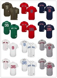 $enCountryForm.capitalKeyWord Australia - custom 2019 New Boston Men's women youth Majestic Red Sox Jersey #35 Steven Wright 9 Ted Williams Red Blue Baseball Jerseys