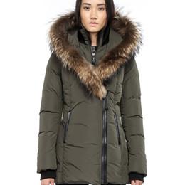 $enCountryForm.capitalKeyWord UK - Women's Down Jacket Winter Warm Mac-Adali-F4 Down Parkas Brand Real Raccoon Fur Collar White Duck Outerwear Coats for Women With Fur Hood