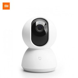 tilt wireless camera Australia - English Version Original Xiaomi Mijia Smart Camcorder 1080P WiFi Pan Tilt Camera Night Webcam 360 Angle Wireless Mute Motor