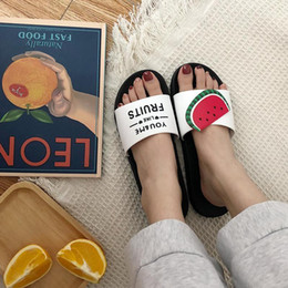 $enCountryForm.capitalKeyWord Australia - Shujin Pop Arrivel Women Slippers Torridity Beach Flops Home Slippers Fashion Lovely Female Casual Slip On Fruit Woman Shoes