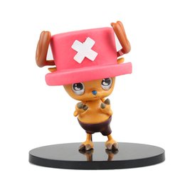 one piece chopper figures UK - Anime One Piece 12 CM Colosseo Sculture GRANDE Modellazione Re 3 One Piece Chopper PVC Figure Da Collezione Toy Brinquedos