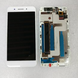 Touch Screen Digitizer For Coolpad Australia - White For Coolpad ivvi i3 Play i3p i3p-01 i3p-02 LCD Display with Touch Screen Digitizer Assembly Replacement With Frame