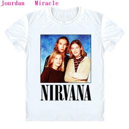 $enCountryForm.capitalKeyWord Australia - Nirvana T Shirt The Hanson Brothers Nirvana T-Shirt 90's Funny Rock Classic Vintage Tee Shirt Rock Music Cool Top Tee Tshirt