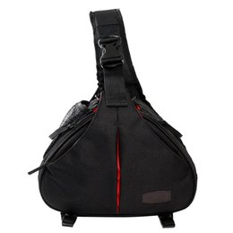 $enCountryForm.capitalKeyWord UK - Nylon Messenger Shoulder DSLR Camera Bag Waterproof Travel Can be used for camera. with Rain Cover
