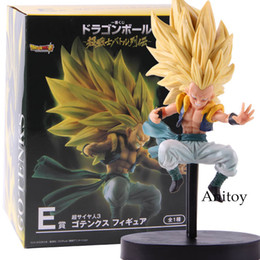 gotenks action figure Australia - Anime Dragon Ball Super Saiyan Gotenks Action Figure Collectible Model Toy Gift