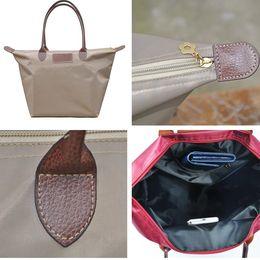 f46213b72b Dumpling Handbag Australia - New Dumpling Handbag Women Candy Color Folding  Shoulder Bags Waterproof Storage Bag