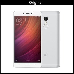 xiaomi gps NZ - New Global Version Original Xiaomi Redmi Note 4 4G LTE Touch ID Helio X20 RAM 3G ROM 64G Deca Core Android 6.0 5.7 inch 1080P FHD Smartphone
