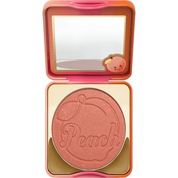 Press Block Australia - BITE Beauty Too Face Makeup Beauty Papa Don't Sweet Peach Blush Long lasting Pressed Powder 9g