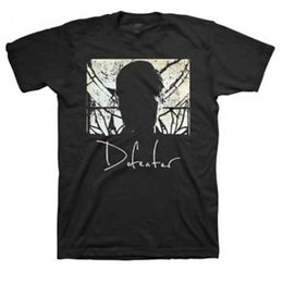 $enCountryForm.capitalKeyWord Australia - DEFEATER Stained Glass T SHIRT S-M-L-XL-2XL New Official Kings Road Merchandise