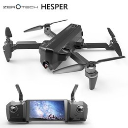 Zerotech HESPER 4K Drone FPV con videocamera HD 1080P GPS + VPS Smart Gimbal Selfie Camera pieghevole RC Quadcopter drohne Helicopter