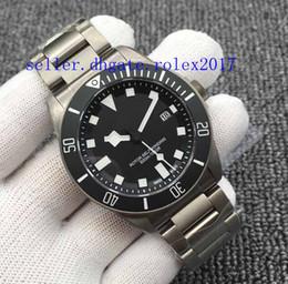 Military watches bracelet online shopping - Mens luxury military Superlative XF ETA cal mm TN Titanium Bracelet Swiss Movement Automatic Mens Racing Watches Rubber