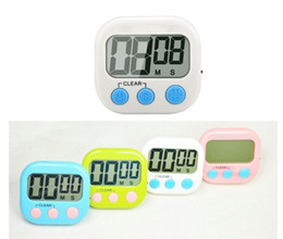 Timer Multi-function countdown electronic egg timer Kitchen baking timing reminder English version on Sale