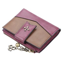 $enCountryForm.capitalKeyWord Australia - Small Elegant Women Wallets Slim Thin Women Purse Brand Designer Female Leather Wallet Zipper Coin Purse Ladies Card Holder Bag