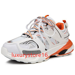$enCountryForm.capitalKeyWord UK - Release 3.0 Tess S Paris track men gomma maille black For men Triple S Clunky Sneaker Casual Shoes Hot Authentic Designer Shoes