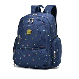 backpack for mother baby Australia - Baby Diaper Bag Large Capacity Shoulders Mummy Maternity Bags Maternal Expectant Mother Backpacks Stroller Nappy Bags For Mom