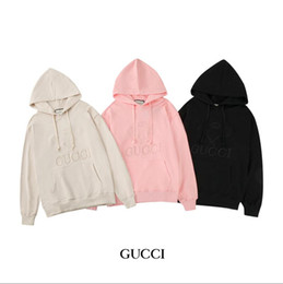 $enCountryForm.capitalKeyWord Australia - BF style pure color hoodie fall shoulder long sleeve hoodie girl 2019 autumn Korean version loose casual top
