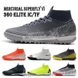 $enCountryForm.capitalKeyWord Australia - Mens High Tops Football Boots Victory CR7 Superfly 6 Elite IC TF Soccer Shoes CR7 Mercurial SuperflyX VI Neymar Indoor Turf Soccer Cleats