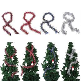 $enCountryForm.capitalKeyWord Australia - Christmas Tree Tinsel Garland Hanging String Xmas Party Home Family Decor 190CM