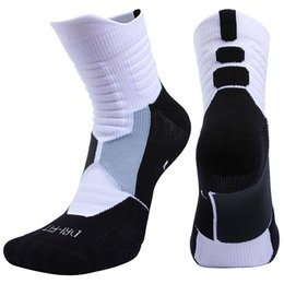 Discount football sweat towels - Professional tube basketball socks deodorant Thermal Winter Thick Compression Ski Tubing Outdoor sports fitness Sweat To