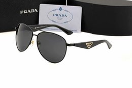 Glasses Sun Protection Australia - New Fashion Brand 5068 sunglasses Designer eyewear Oval Sun Glasses For Men Women Glass Lenses UV Protection eyeglasses
