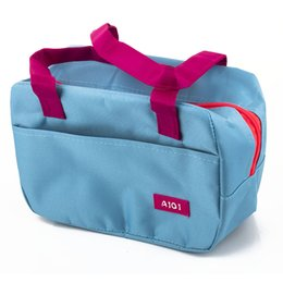 $enCountryForm.capitalKeyWord UK - Hot Cooler Bag Waterproof Practical Portable Ice Bags Thickness Lunch Box Picnic Packet Storage Box Thermal Bag