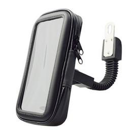 $enCountryForm.capitalKeyWord Australia - Brand New Universal Waterproof Bike Bicycle Scooter Mobile Phone Holder Bag Case Cellphone Stand Rack Bike Accessories #642224