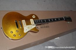 shopping china for guitar Canada - Free Shipping Best Price Pomotion New Arrive Custom Shop Gold Top 1959 Standard Electric Guitar China Guitar Factory