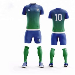 $enCountryForm.capitalKeyWord Australia - soccer Jerseys Sets with printing sport Uniforms for school boy breathable and quick dry 2020 Men football shirts Personalized team