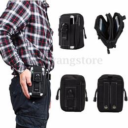 Wholesale Outdoor Waterproof Tactical Bag Waist Fanny Pack Camping Military Army Bag Pouch