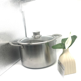 $enCountryForm.capitalKeyWord Australia - Healty no coating intelligent kitchen equipment titanium camping cup 2.3mm Cooking multifunction pure titanium cooking pots and pans set