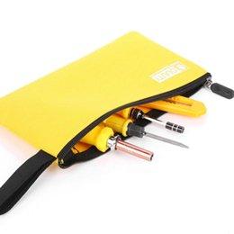 Fish Hand Bags NZ - Tools Hand Bag for Bike Repair Waterproof Repair Tool Storage Portable Organizer Travel Fishing Makeup Bicycle Accessories