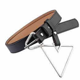 different belts 2019 - Women Casual Belt Five Different Styles High Quality PU Black Belt Skirt Pants Accessories Belts For Women cheap differe