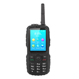 Wholesale ALPS A17 G Radio IP67 Waterproof Zello PTT Walkie Talkie Android Mobile Phone Touch Screen Flashlight Dual SIM Like F22 F25