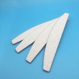 Uv Block Australia - pcs Professional Nail File Sanding Buffer Block 100 180 UV Gel Polish Salon Nails accessoires Supplier lime a ongle Grey Boat 3pcs Profes...