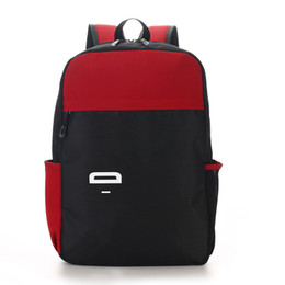 plain white backpacks Canada - New Arrival Backpack Mens Backpack Bagpack For Women Unisex Sport Backpack With Letter Printed Street Outdoor B104414X