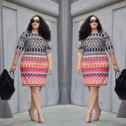 Ladies Clothes Plus Australia - Women Lady Bodycon Dresses Plus Size Ladies Clothing Party Dress Big Size 10-22 drop shipping good quality designer clothes
