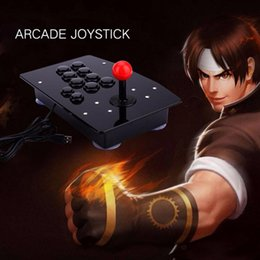 Discount arcade machines - choifoo arcade joystick case arcylic material led hole design DIY Arcade Machine Joystick Acrylic Panel+Case Shell Repla