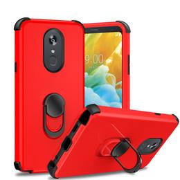$enCountryForm.capitalKeyWord Australia - For Samsung Galaxy A10E A20 A30 A50 J3 2018 J337 J7 Star J737 Newest PC Silicone Protective Phone Case with Hand Grip Kickstand