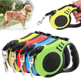 $enCountryForm.capitalKeyWord Australia - Pet Long Retractable Dog Lead Tape Extendable Rope Leash Pet Running Walking Lead for Small Medium Dogs Products Automatic
