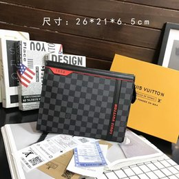 Long Hand Bags Australia - Men's Clutch hand bag Vintage Man Wallet Male Slim Pu Leather Bifold Business Long Wallets Card Coin Wallet Purse cartera hombre Wallet