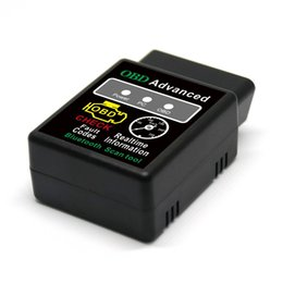 porsche programmer reader Canada - Vgate Scan V1.5 Version Super OBD Scan mini elm327 Bluetooth elm 327 OBDII Diagnostic automatique intercace