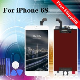 iphone 6s best prices Australia - Hot Selling!Factory!Best Price!Repair for Replacing LCD Screen for iPhone 6S free shipping 100% tested