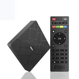 $enCountryForm.capitalKeyWord Australia - Android 9.0 TV Box S Quad Core 64 Bits Support WiFi 100M LAN Smart TV Box 4K 3D HDR IPTV Media Player
