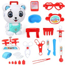 $enCountryForm.capitalKeyWord Australia - Children Backpack Suitcase Kitchen Cutlery Set Cooking Toy Toolbox Doctor Cosmetics Pretend Play House Toys For Kids Gifts