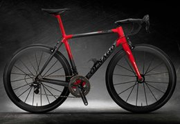 $enCountryForm.capitalKeyWord Australia - T1100 UD Black Red Colnago C64 Complete Bicycle With R8010 Groupset , Colnago 50mm carbon wheels with 23mm A271 Hubs free shipping