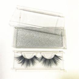 $enCountryForm.capitalKeyWord Australia - 25mm Eyelashes Fluffy 3D 25mm Mink Lashes Cheap 25mm False Eyelashes Reusabel Mink Eyelashes 25 mm 3d Mink Eyelash